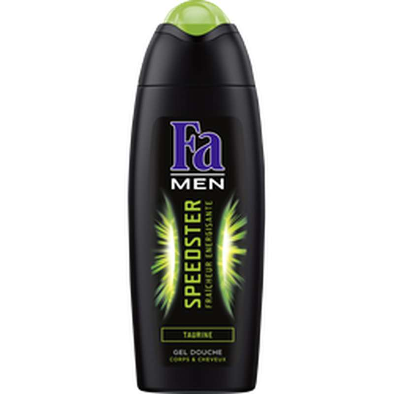 Gel douche pour homme Speedster, Fa (250 ml)