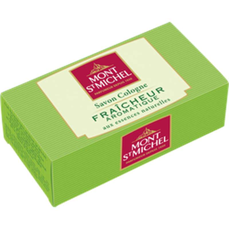 Savon fraîcheur aromatique, Mont St Michel (125 g)