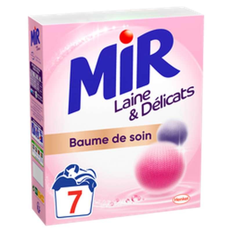 Lessive en poudre, Mir Laine (x 7, x 385 g)