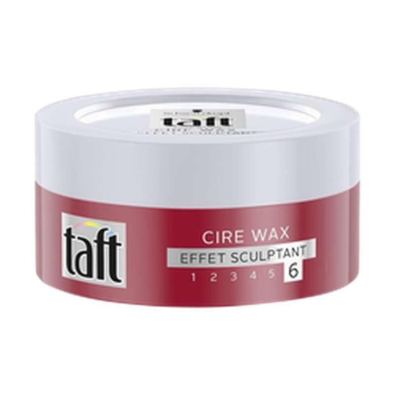 Cire wax effet sculptant force 6, Taft Syling (75 ml)