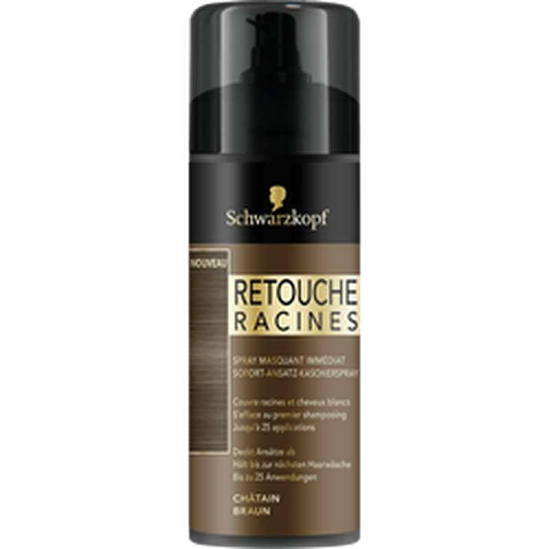 Spray retouche racines Châtain, Schwarzkopf (120 ml)