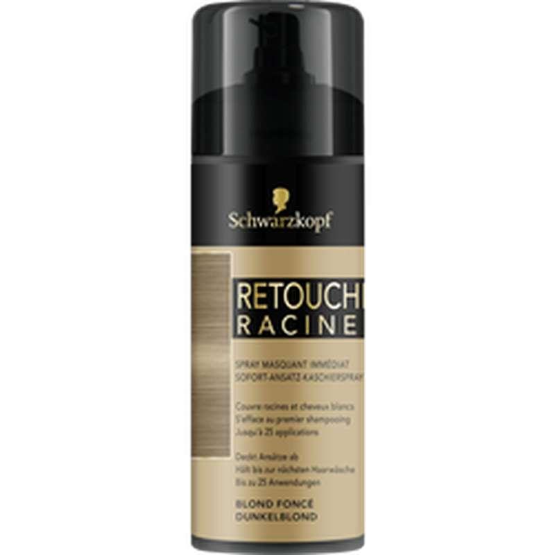 Spray retouche racines Blond foncé, Schwarzkopf (120 ml)