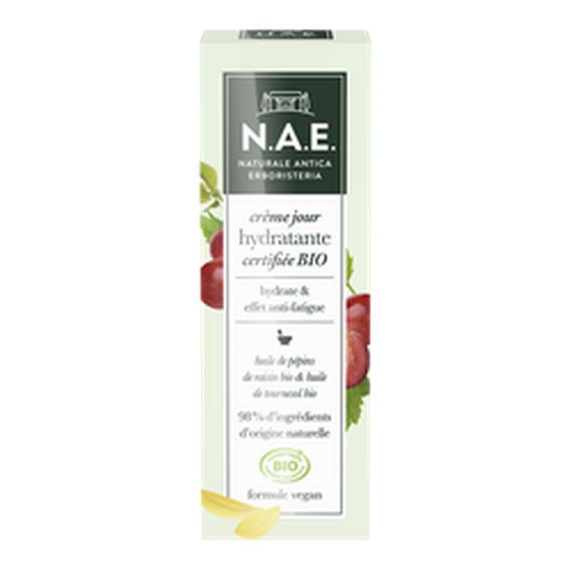 Crème de jour hydratante BIO, NAE (50 ml)