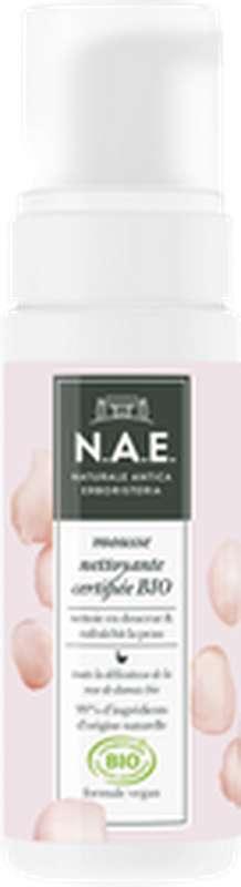 Mousse micellaire nettoyante BIO, NAE (150 ml)