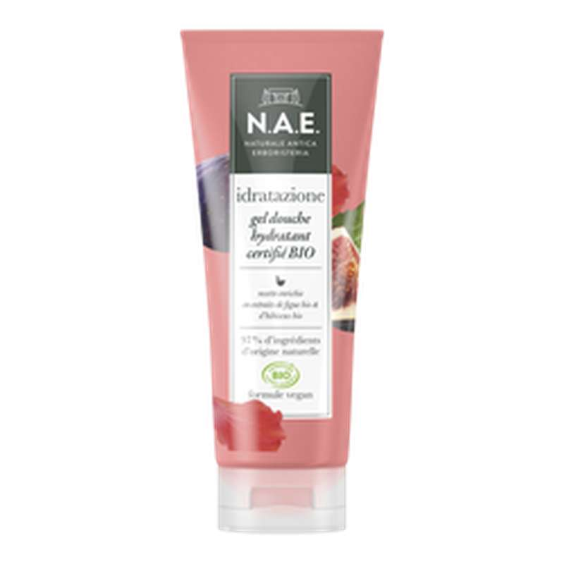 Gel douche hydratant BIO, NAE (200 ml)