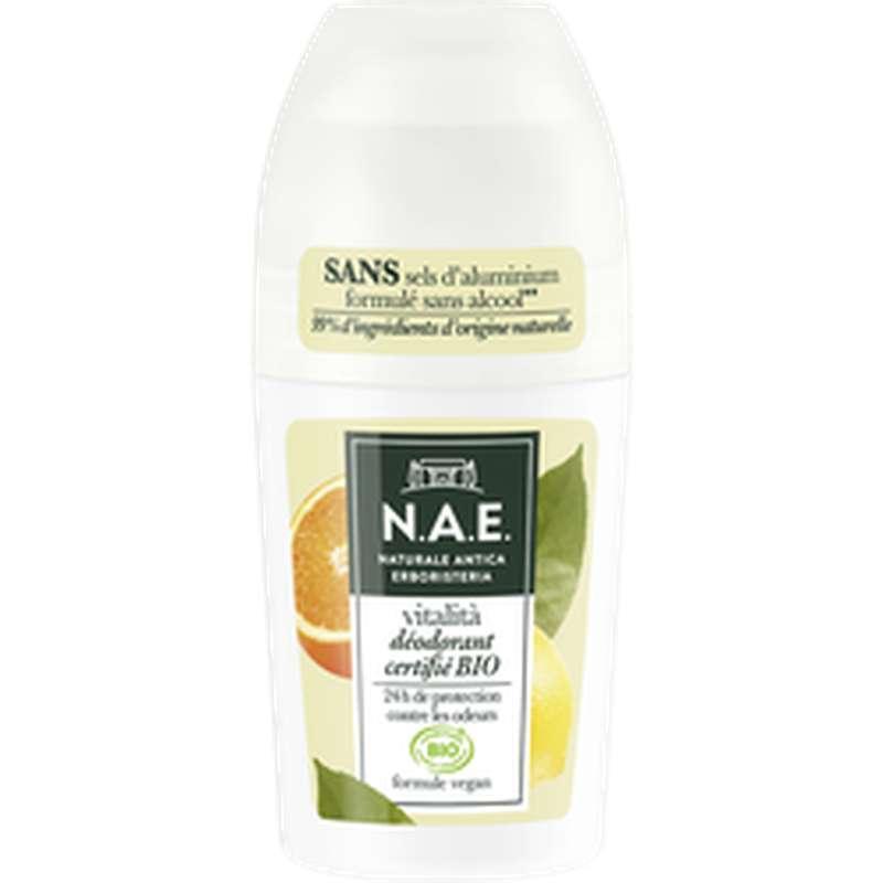 Déodorant revitalisant BIO, NAE (50 ml)