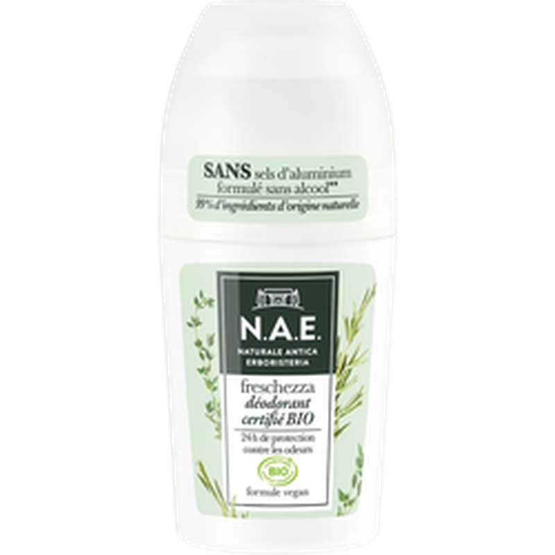 Deodorant rafraichissant BIO, NAE (50 ml)