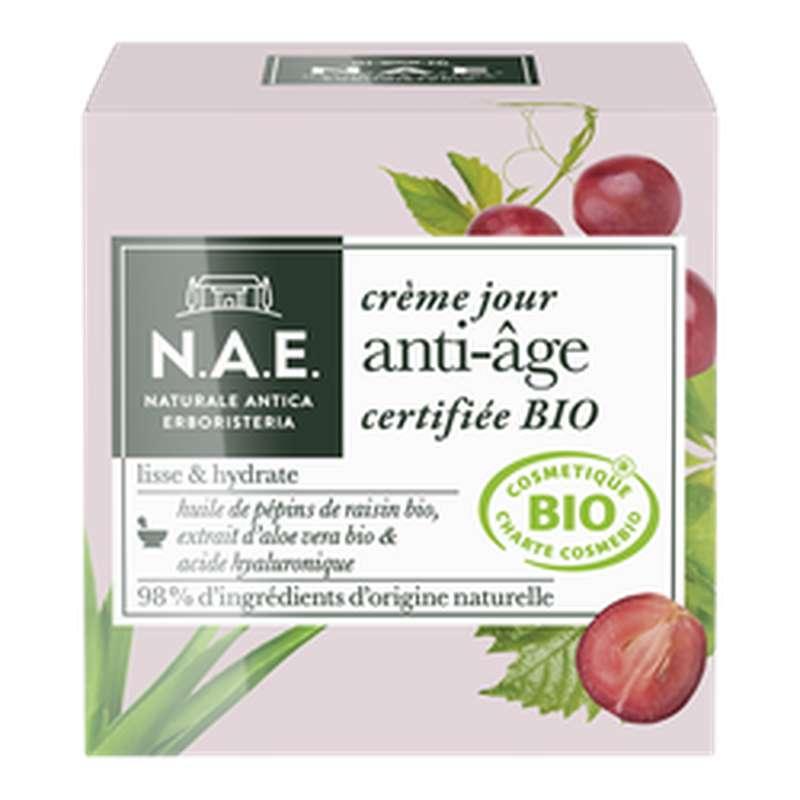 Crème anti-âge jour BIO, NAE (50 ml)