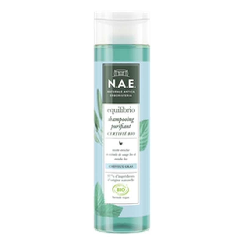 Shampoing purifiant BIO, Cosmos Nae (250 ml)