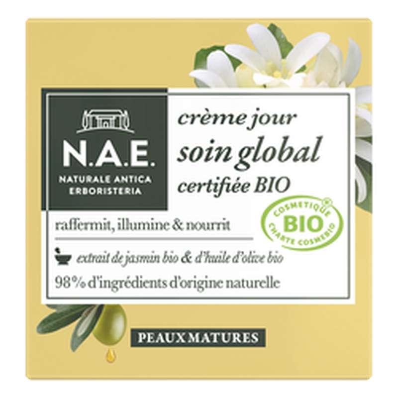 Crème de jour peaux mature BIO, NAE (50 ml)