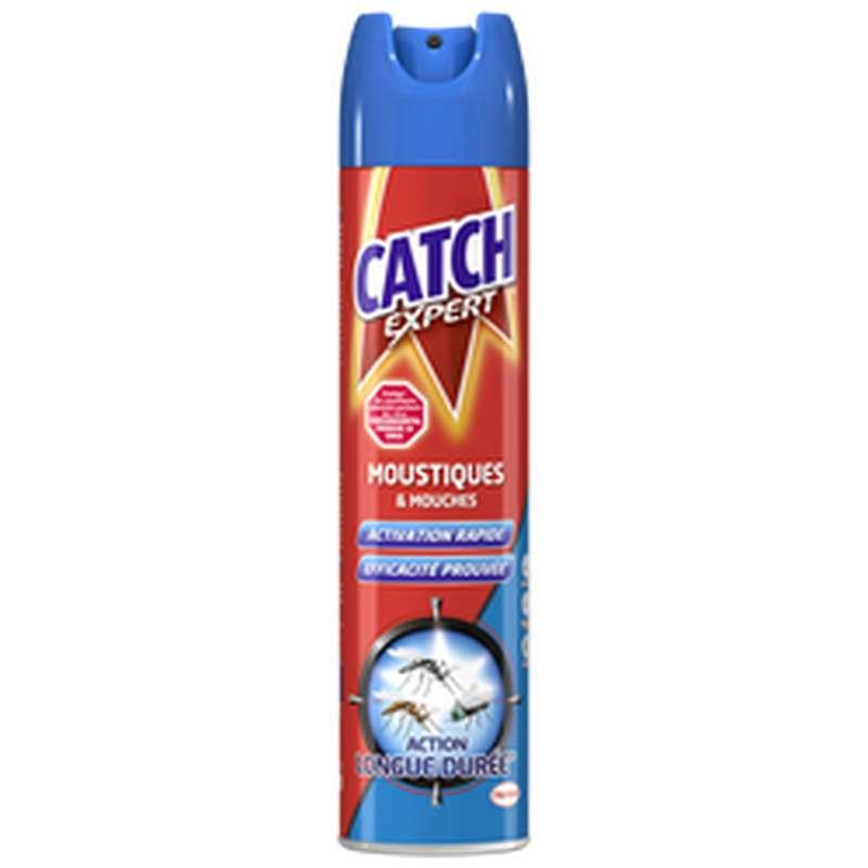 insecticide anti-mouches et moustiques, Catch (300 ml)