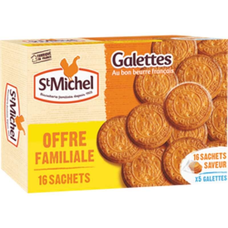Galettes format familial, Saint-Michel (520 g)