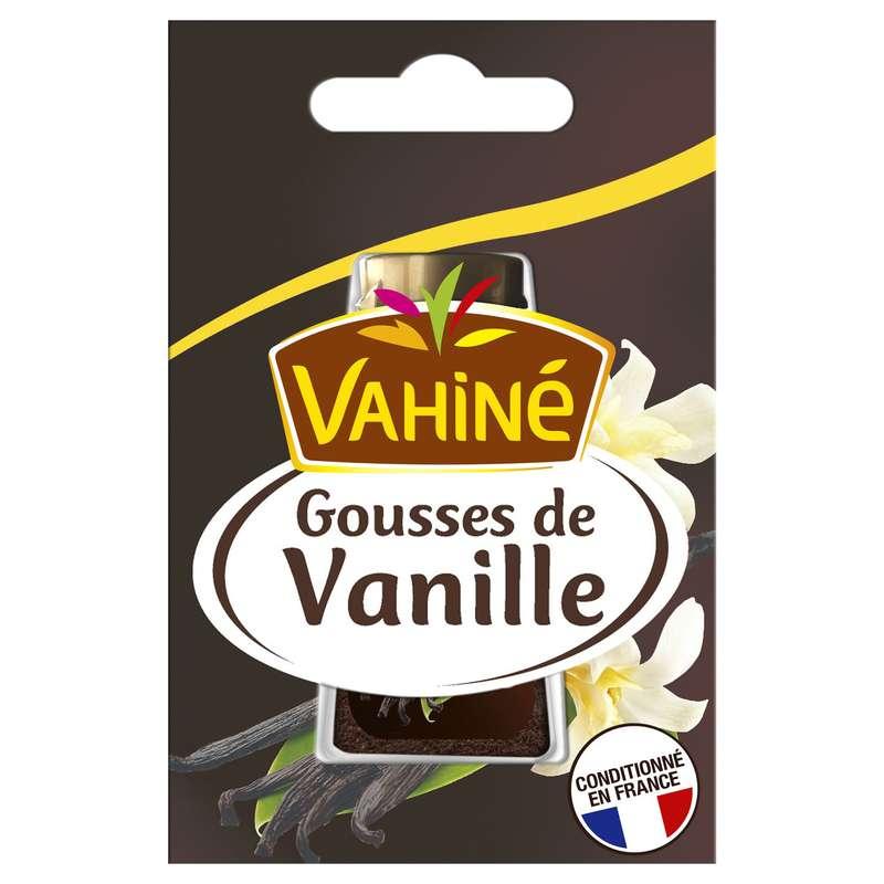 Gousses de vanille en poudre, Vahiné (7 g)