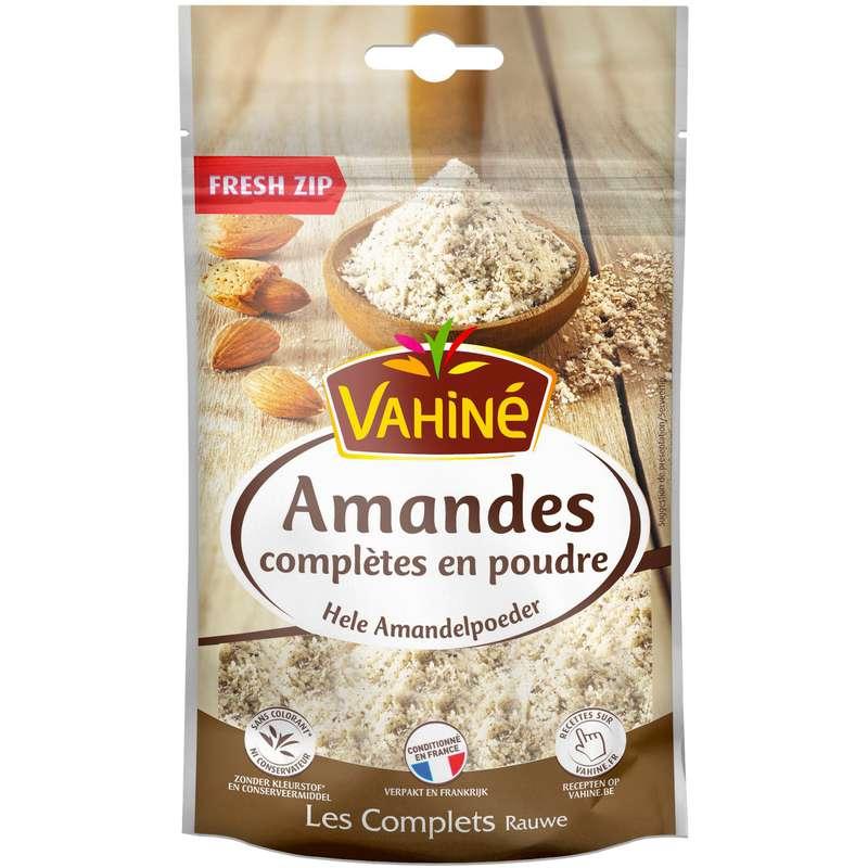 Amandes en poudre bruts, Vahiné (100 g)