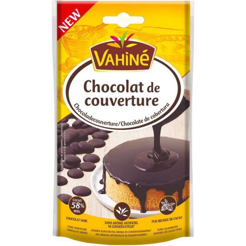 Chocolat de couverture, Vahiné (125 g)