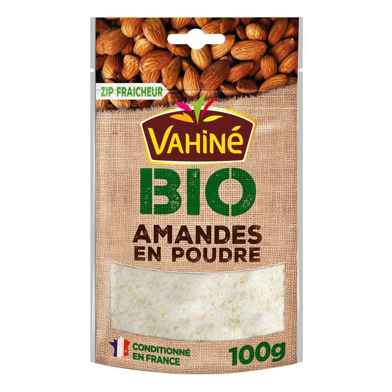 Amande en poudre BIO, Vahine (100 g)