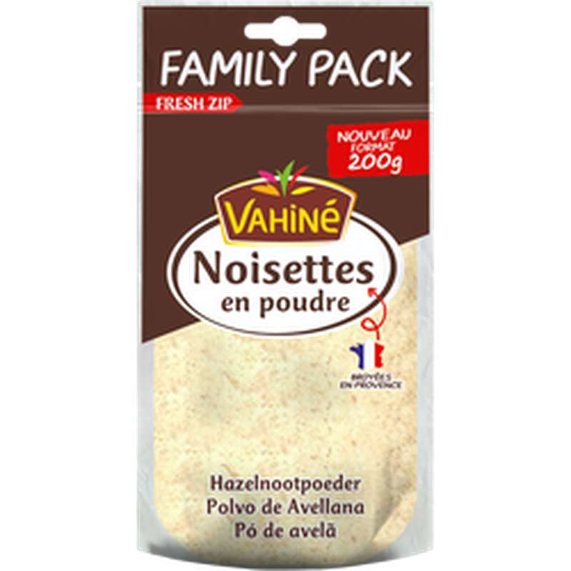 Noisettes en poudre, Vahine (200 g)