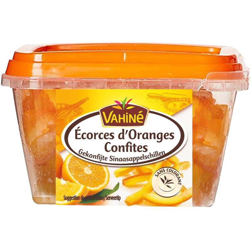 Ecorces d'oranges confites, Vahiné (100 g)