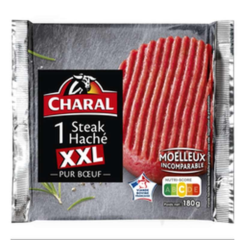 Steak haché XXL 15% MG, Charal (180 g)
