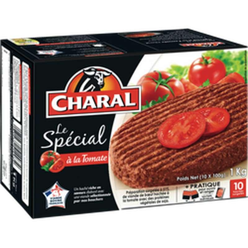 Le Spécial à la tomate, Charal (x 10, 100 g)