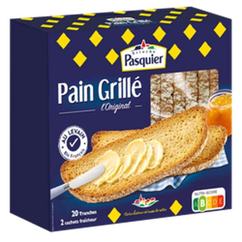 Pain grillé l'Original, Pasquier (415 g)