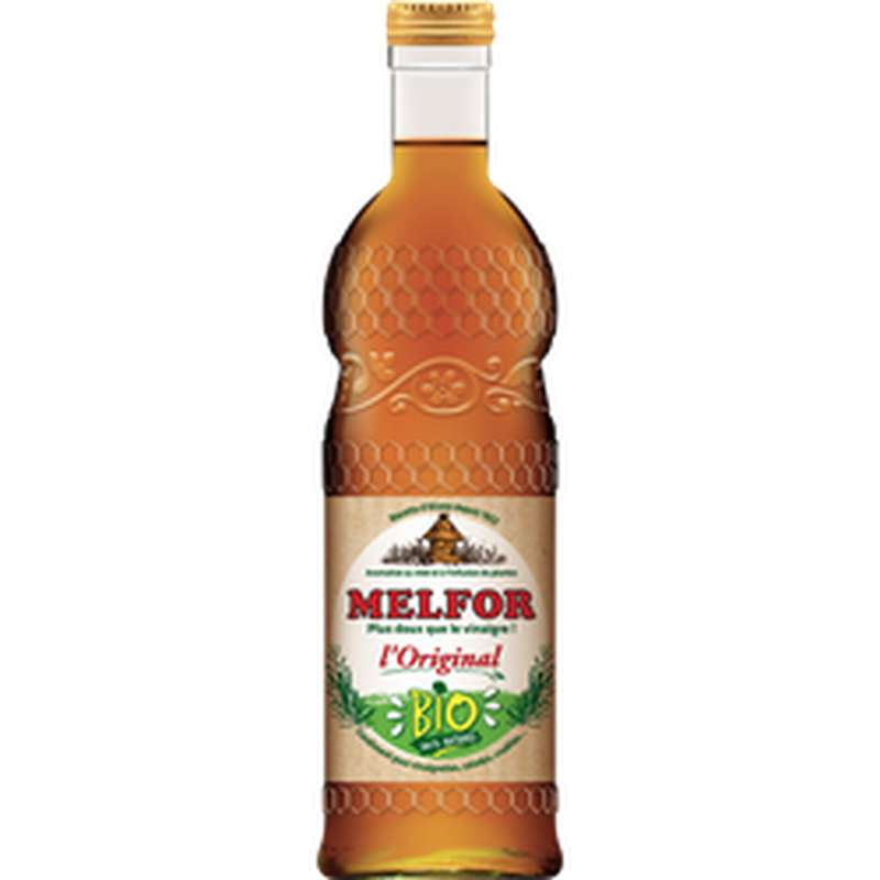Vinaigre original BIO, Melfor (50 cl)