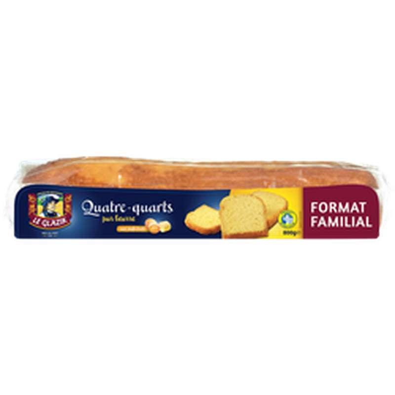 Quatre-quart, Le Glazik (500 g)