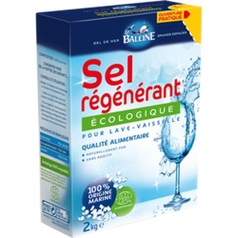 Sel Régénerant écologique, La Baleine (2kg)