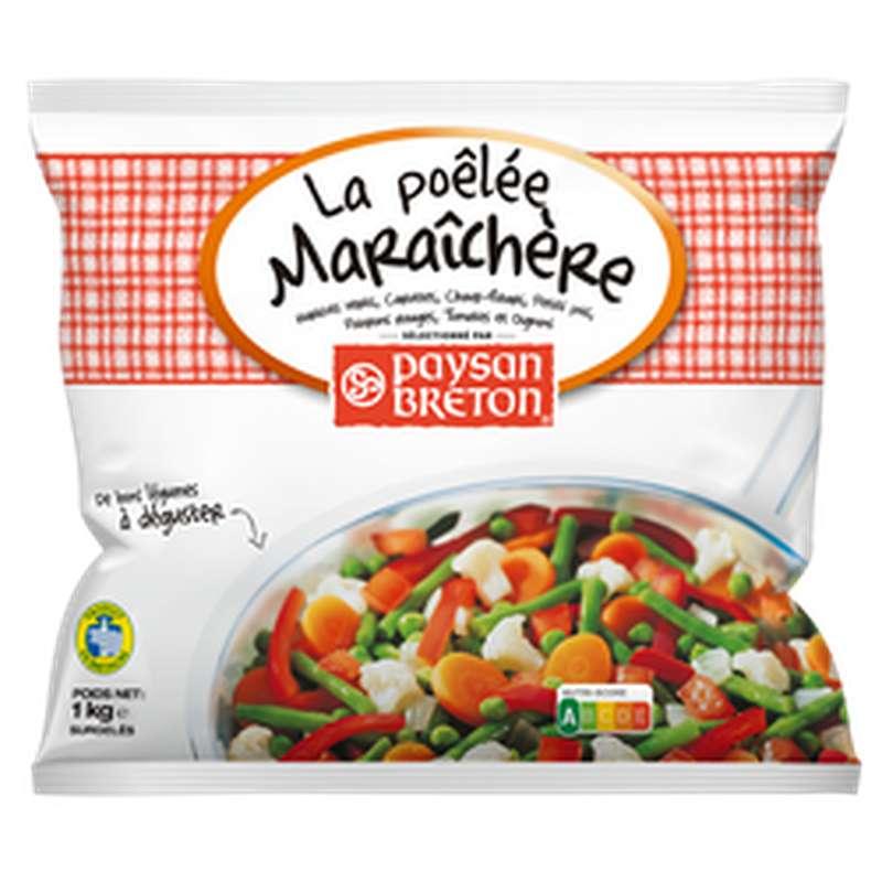 Poêlée maraîchère, Paysan Breton (1kg)
