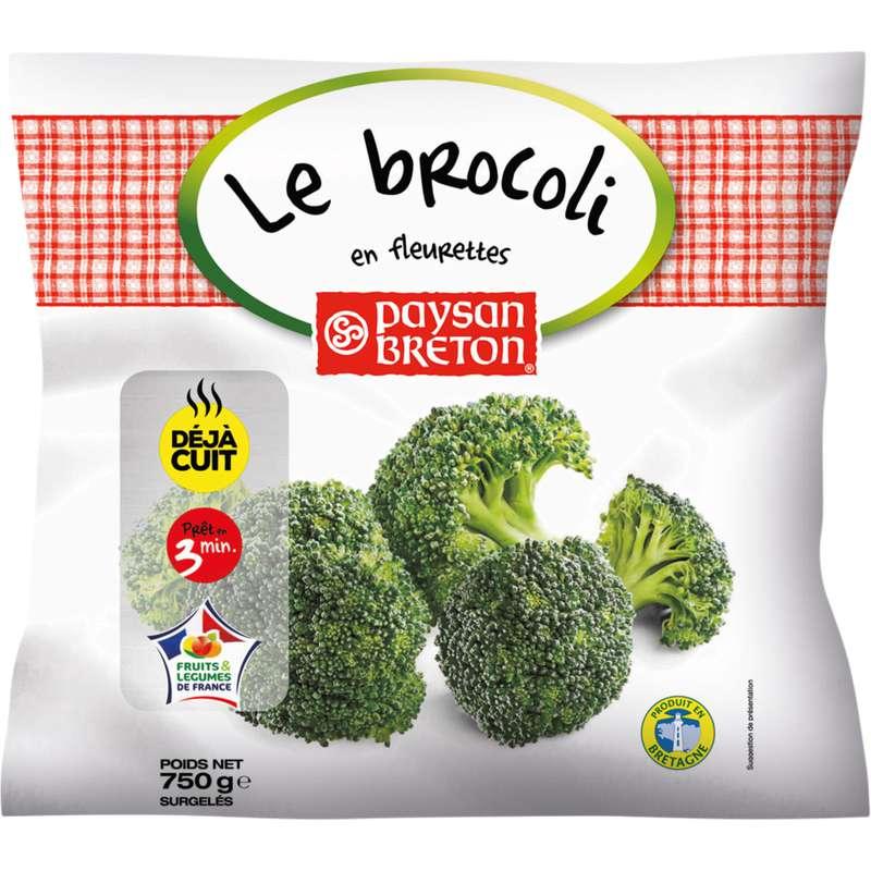 Le Brocoli Cuit Paysan Breton (750 g)