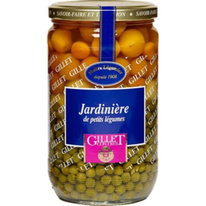 Jardinière de petits légumes, Gillet Contres (420 g)