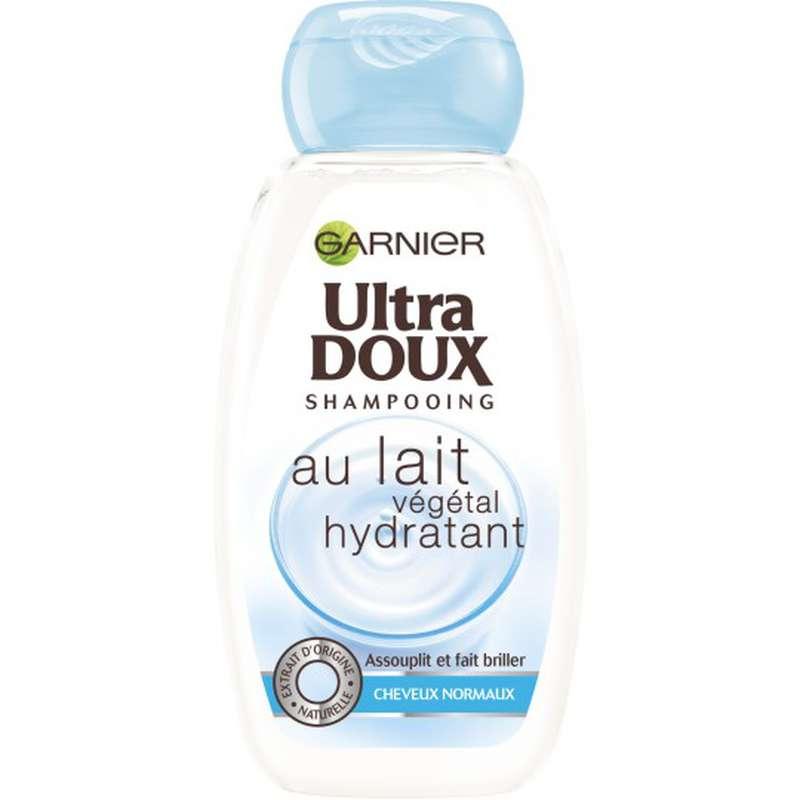 Shampoing au lait végétal hydratant, Ultra Doux (250 ml)