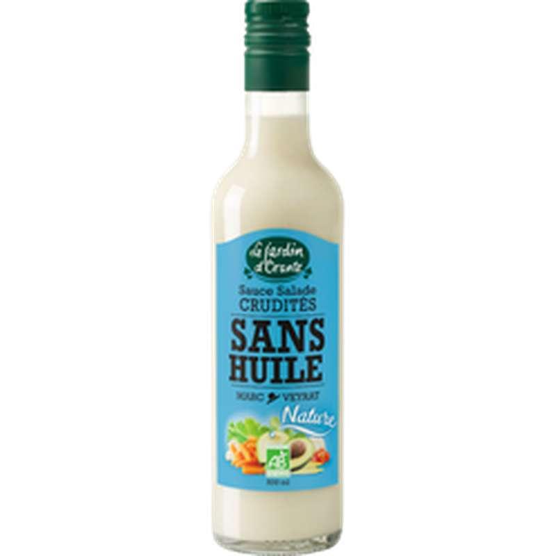 Sauce Salade sans Huile Crudités, Jardin d'Orante (50 cl)
