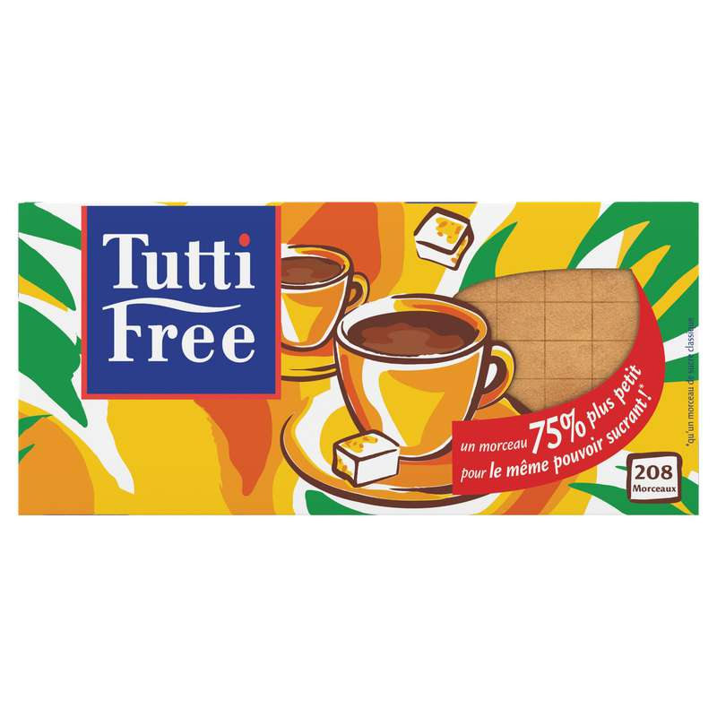 Edulcorant, Tutti Free (290 g)