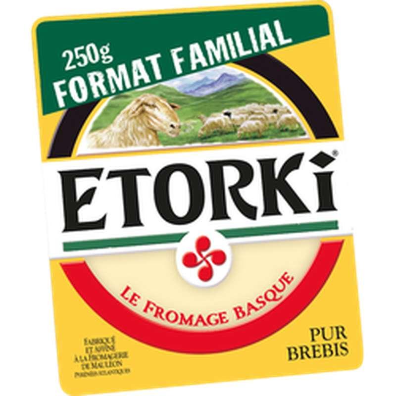 Fromage Basque pur brebis, Etorki (250 g)