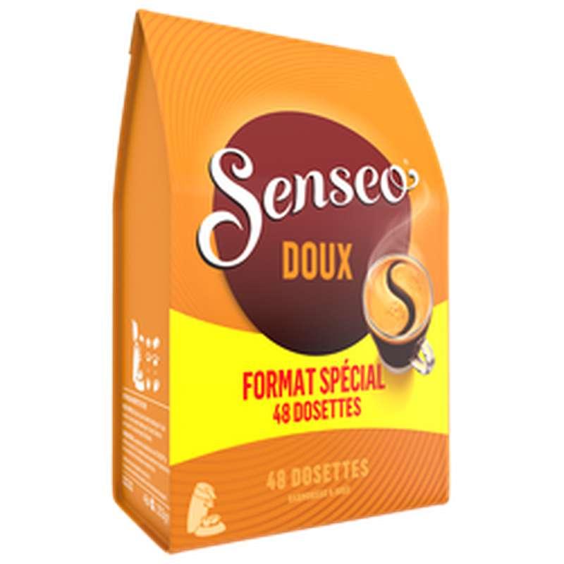 Café dosette doux, Senseo (x 48, 333 g)