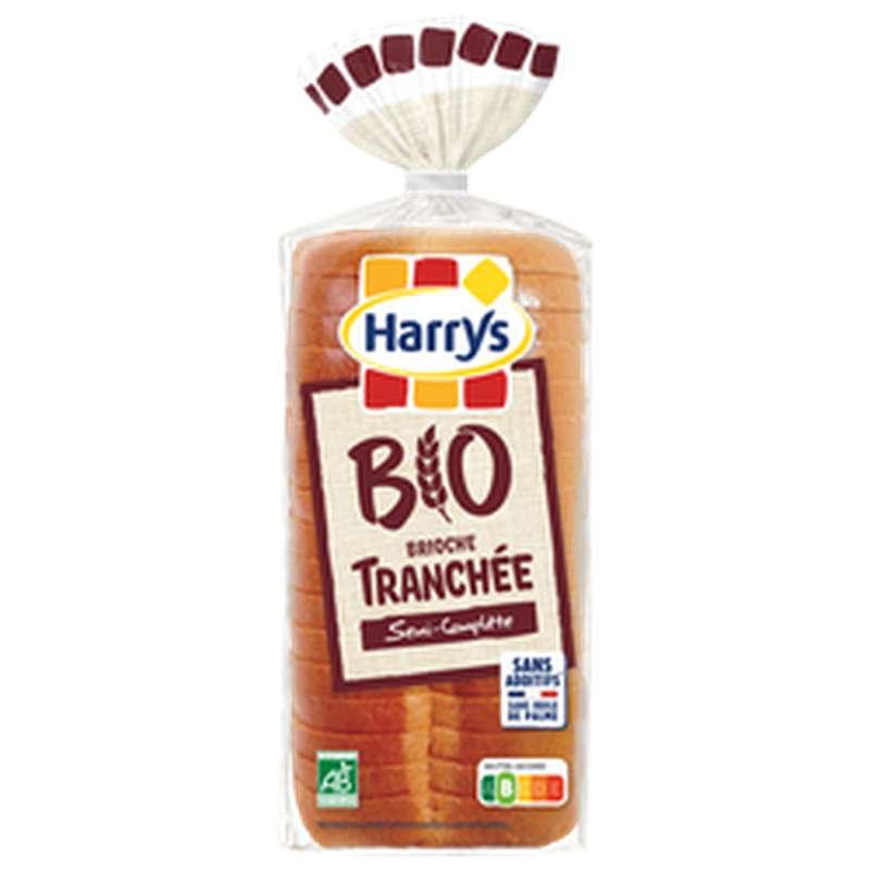Brioche tranchée BIO, Harry's (400 g)