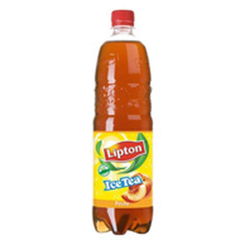 Pack Ice Tea pêche Lipton (6 x 1 L)