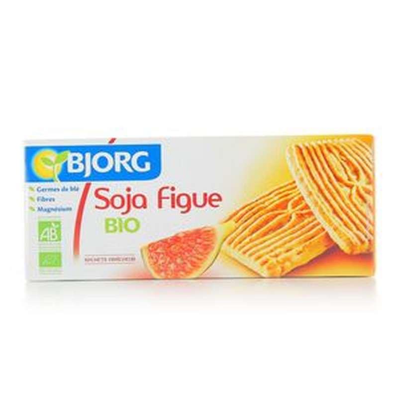 Goûter soja-figue BIO, Bjorg (240 g)