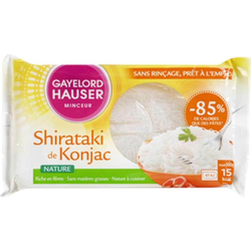 Shirataki de konjac sans rinçage, Gayelord Hauser (160 g)