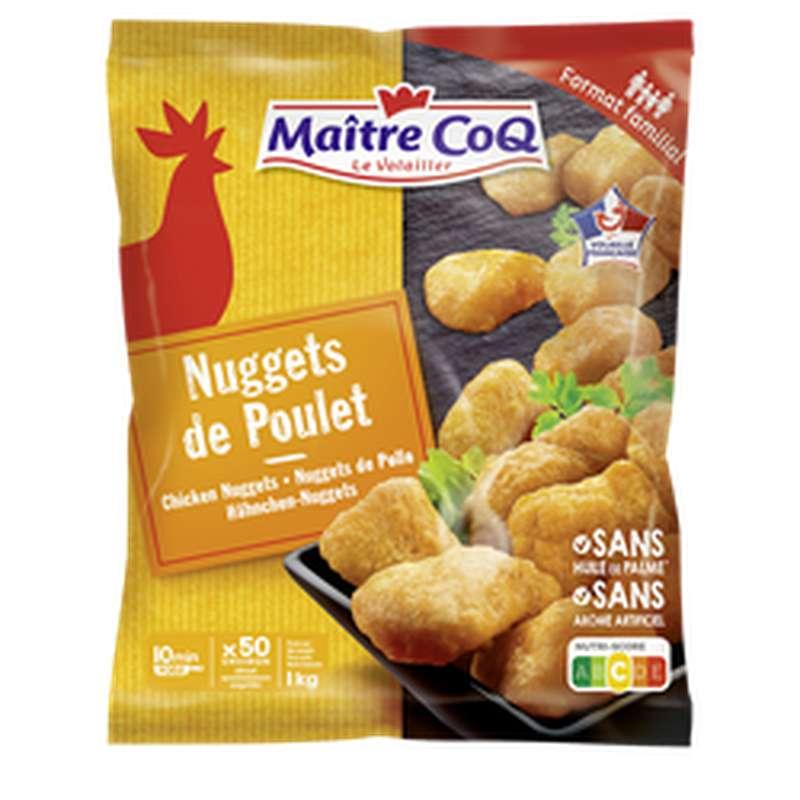 Nuggets filet de poulet, Maitre Coq (1 kg)