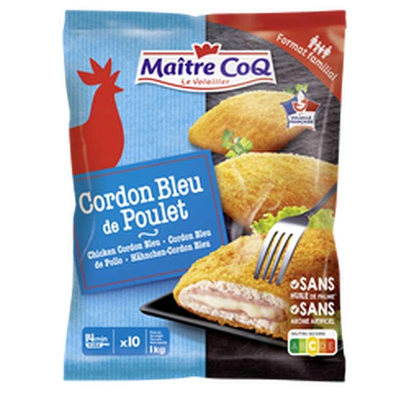 Cordon Bleu de poulet, Maitre Coq (1 kg)