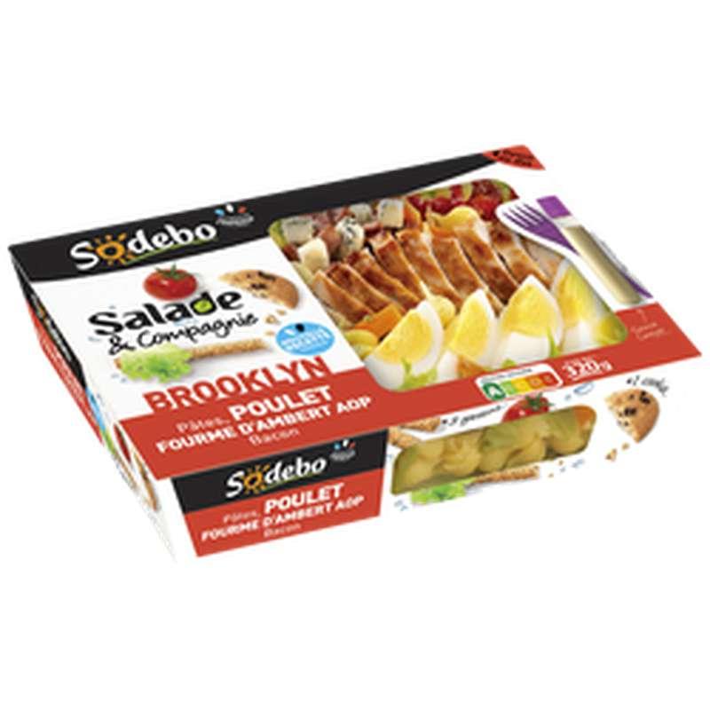 "Salade & Compagnie ""Brooklyn"", Sodebo (320 g)"