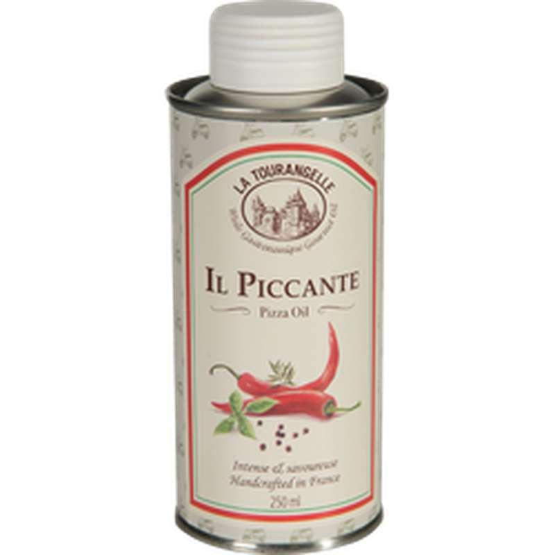 Huile pour pizza Il Piccante, La Tourangelle (250 ml)