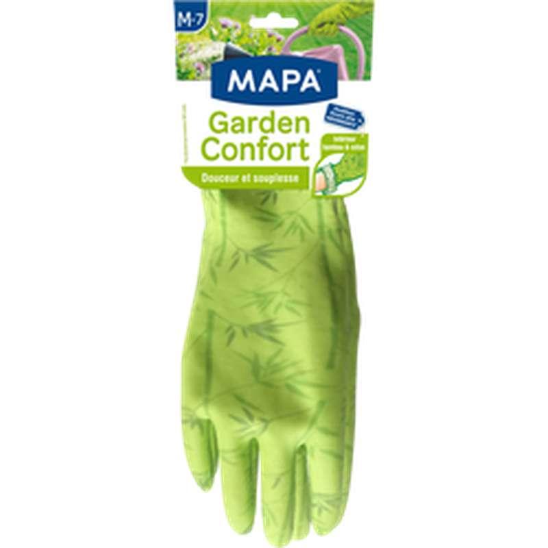 """Gants de jardinage """"Garden Confort"""" taille M, Mapa (x 1)"""