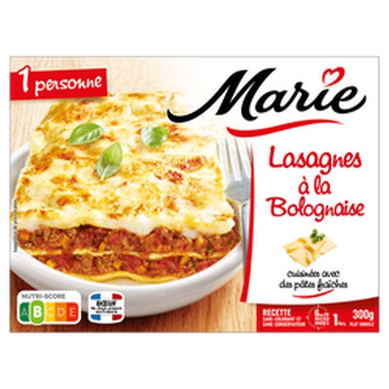 Lasagnes à la bolognaise, Marie (300 g)