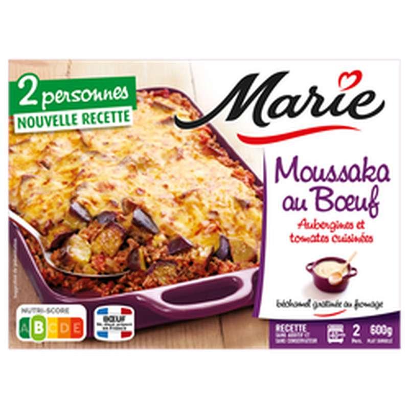 Moussaka au boeuf, Marie (600g)