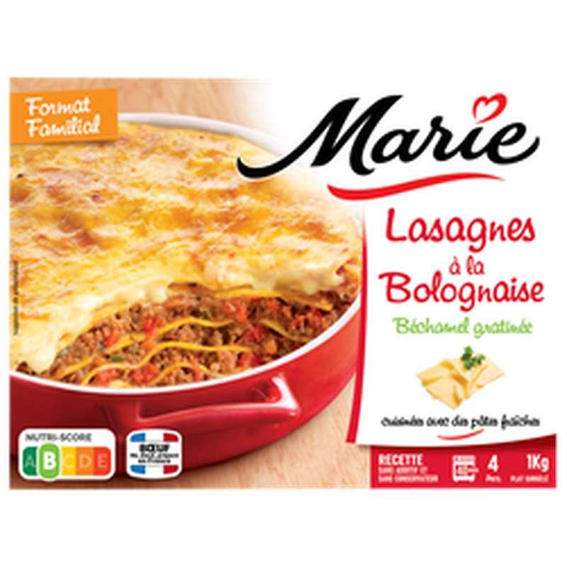 Lasagnes à la Bolognaise, Marie (1 kg)