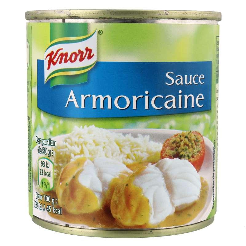 Sauce armoricaine, Knorr (200 g)