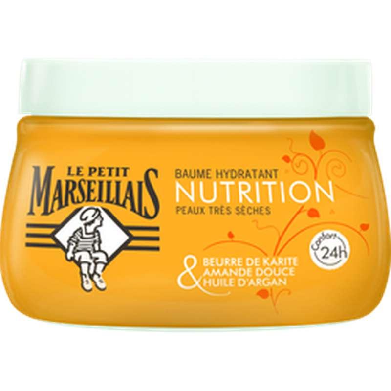 Baume nourrissant pour le corps, Le Petit Marseillais (250 ml)